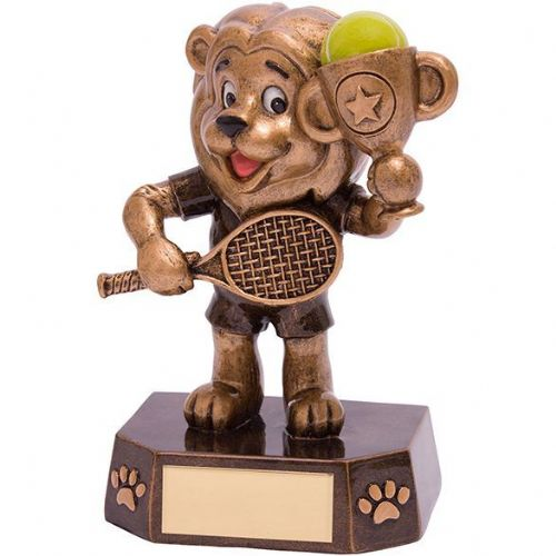 Braveheart Tennis Award 125mm